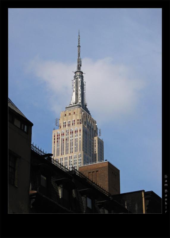New York April 2005