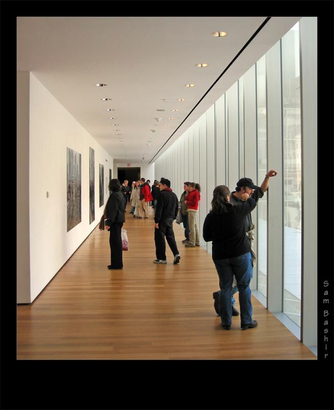 Museum Of Modern Art - NewYork 2005