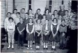 Workmore School - 1956-57 Elem. Class