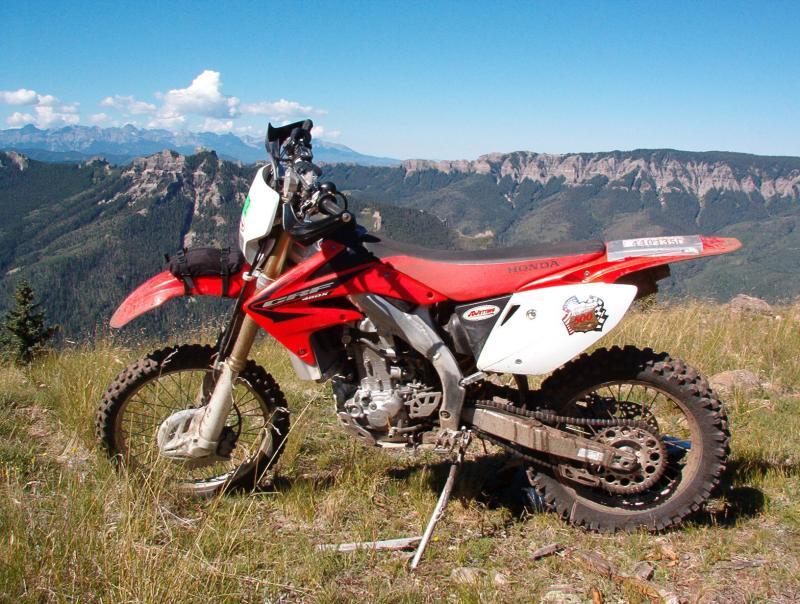 Alpine Trail in Colorado, 110 Switchbacks!