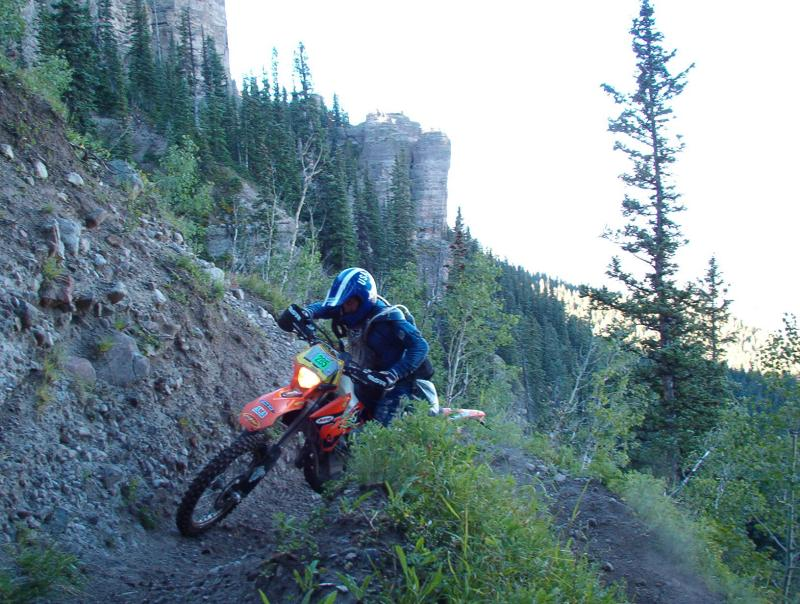Colorados Alpine Trail- 110 Switchbacks!