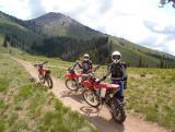 Iron Mountain, Idaho on CRF450X and CRF250X's