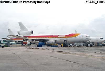 Ex-Iberia DC10-30 N80946 (ex EC-DHZ Costas Canarias) aviation stock photo #6435