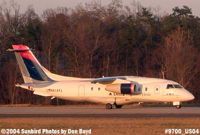Delta (ACA) Dornier DO-328-300 N414FJ aviation stock photo #9700