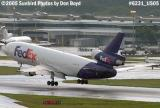 FedEx MD-10-10F N388FE aviation airline stock photo #6231