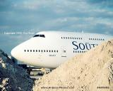 South African Airways B747-444 ZS-SAK Ibhayi (c/n 28468/1162) (ex N60697) aviation stock photo #AF0003