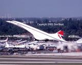 Aerospatiale Concorde Stock Photos Gallery - AviationStockPhotos.com