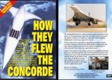 2003 - Photo on back cover (right side) of How They Flew The Concorde DVD container