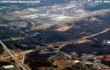 Charlotte Douglas International Airport aerial aviation stock photo #9774