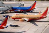 Southwest Airlines B737-7H4 N740SW aviation airline stock photo #6477