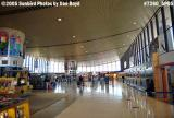 2005 - Interior of Terminal C at Boston Logan International Airport stock photo #7260