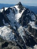 Glaciers Of Shuksan, Ruth, & Icy
