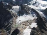 Glaciers Of The Colonial - Snowfield Region