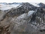 Lago, N Face Glacier Remnant (LagoCarruOsceola101805-55adj.jpg)