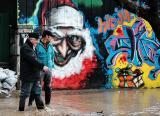Santiago Floods