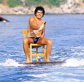 Astir Ski Club, Corfu - 1980 (21)