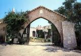 Manastiri entrance