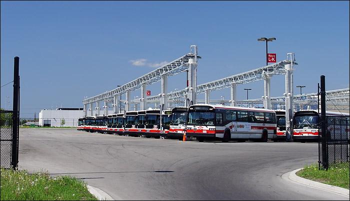 TTC Bus Depot