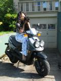 My '05 Yamaha Zuma !