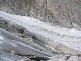 Glacier d'Ossoue, au pied de la face Sud du Petit Vignemale