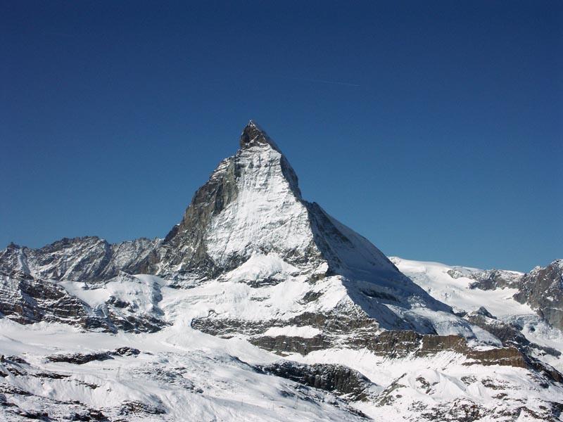 Matterhorn 1 from Gornergrat