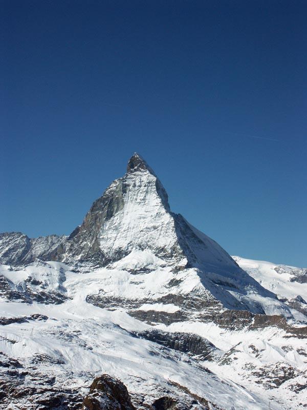 Matterhorn 2 from Gornegrat