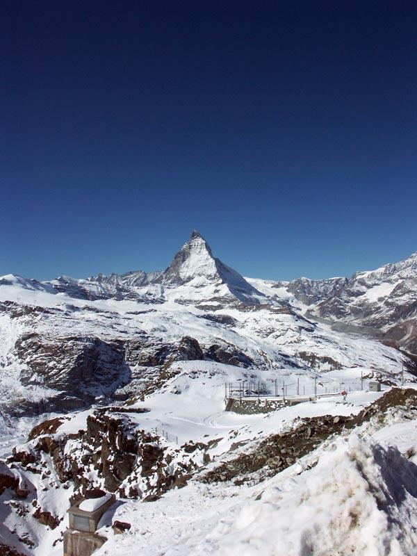 Matterhorn 3 from Gornergrat