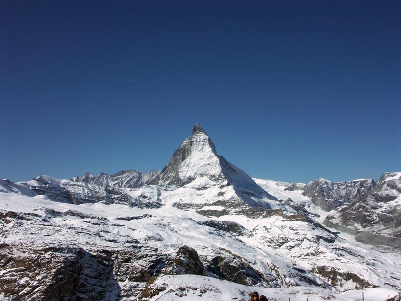 Matterhorn 4 from Gornergrat