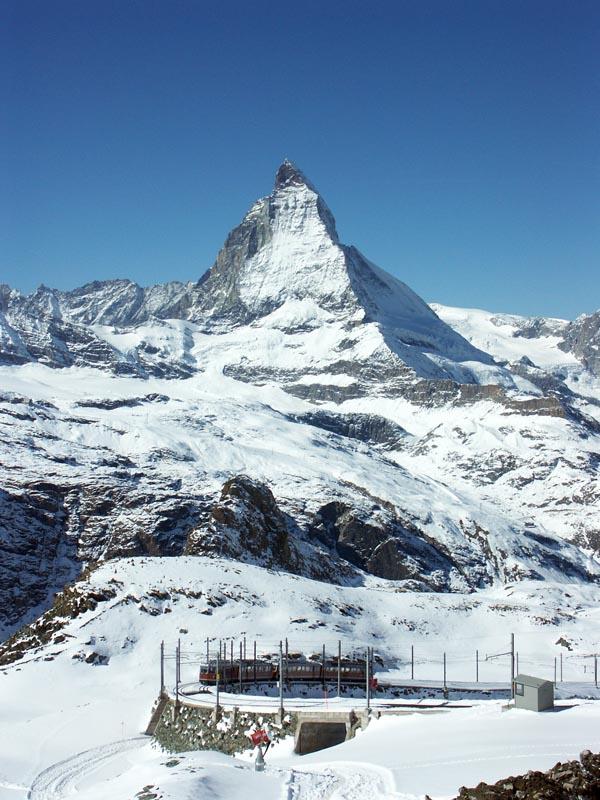 Matterhorn and Gornergrat train 1