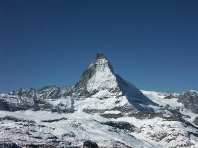 Matterhorn 5 from Gornergrat