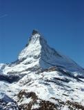 Matterhorn from Gornergrat train 1