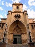 Church in Albacete, Spain