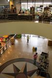 Inside Coronation Shopping Plaza.