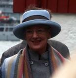 Queen of Faroe Islands, Greenland and Danmark