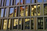 Façade in façade