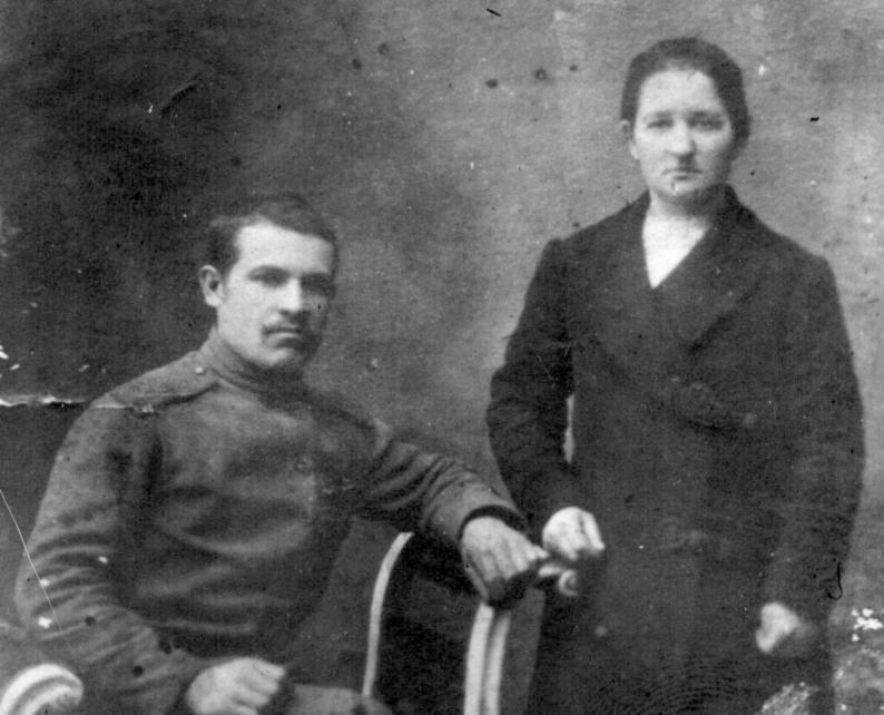 mikaelenko né en1890 née en 1885