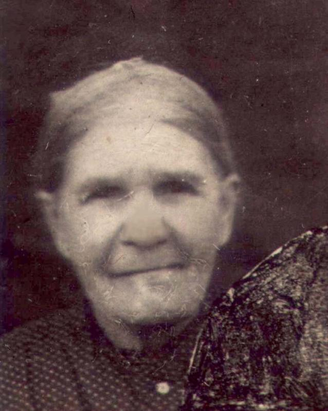 sachka 99 ans  morte en 1953 grandmère paternelle de marie