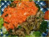 carottes en mer - seaside carrots style