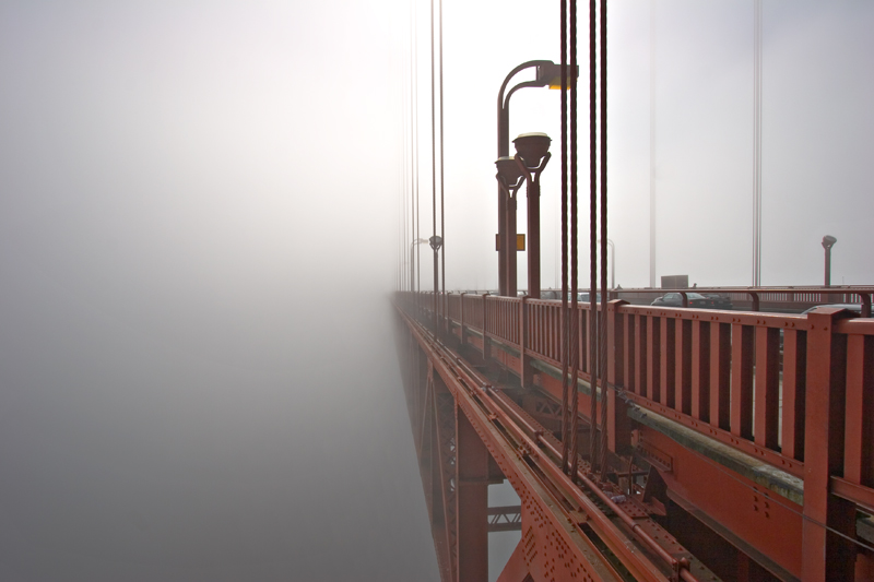 Bridge to Nowhere . . .