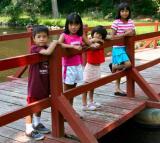 june 25 milham bridge kids