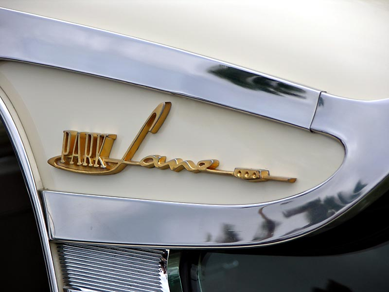 1958 4 door Park Lane Mercury