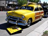 1951 Ford Country Squire woodie