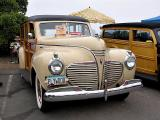 1941 Plymouth Special Deluxe 4 door wagon - Click on photo for more info