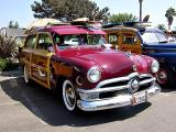 1950 Ford Country Squire 2 door wagon - Click on photo for more info