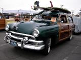 1951 Ford Country Squire 2 door wagon - Click on photo for more info