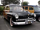 1949 Mercury Series SCM two-door station wagon - Click on photo for more info