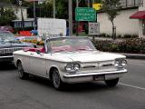 1962 Chevrolet Corvair Monza Spyder Convertible