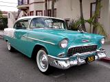 1955 Chevrolet Bel Air Two Door Hardtop Coupe. Please refer to my history below for additional information.