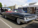 1961 Mercury Monterey Convertible. Please refer to my history below for additional information.