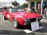 1968 Pontiac Firebird Convertible - Click on photo for more info